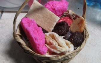 nicaraguan desserts - Cajetas