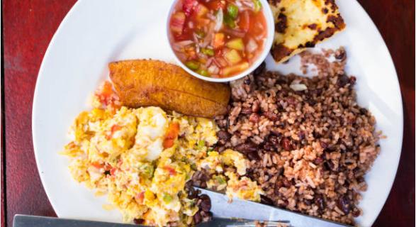 Nicaraguan traditional food